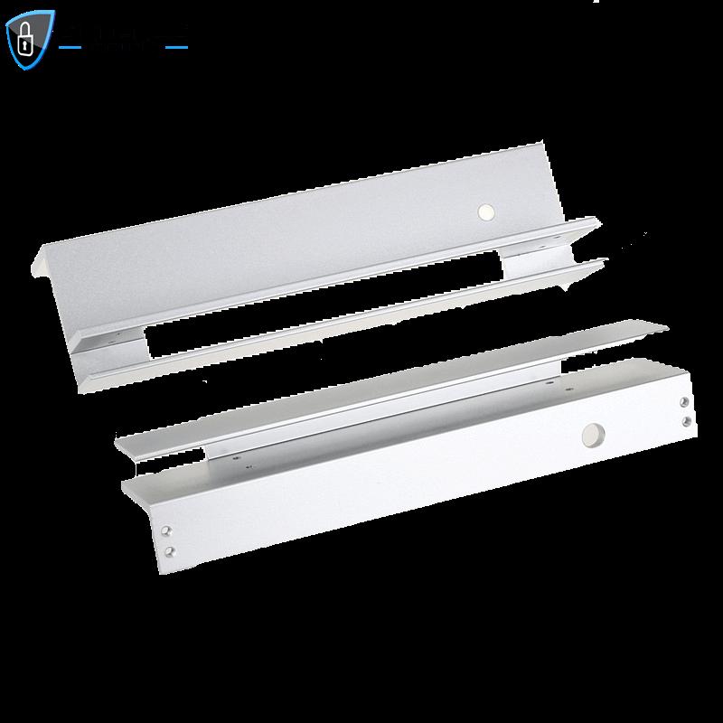 KJL101UL 1 - Magnetic Lock Brackets for Glass door with Magnetic lock