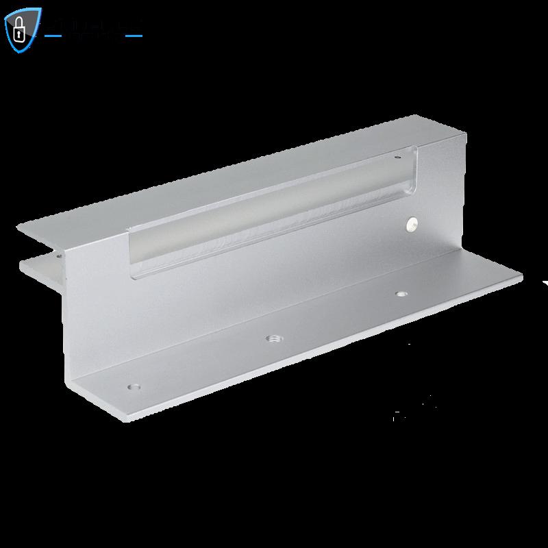 KJL101UL 2 - Magnetic Lock Brackets for Glass door with Magnetic lock