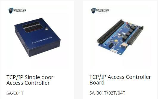 ShineACS Access controller - How to choose a high-quality access controller board?