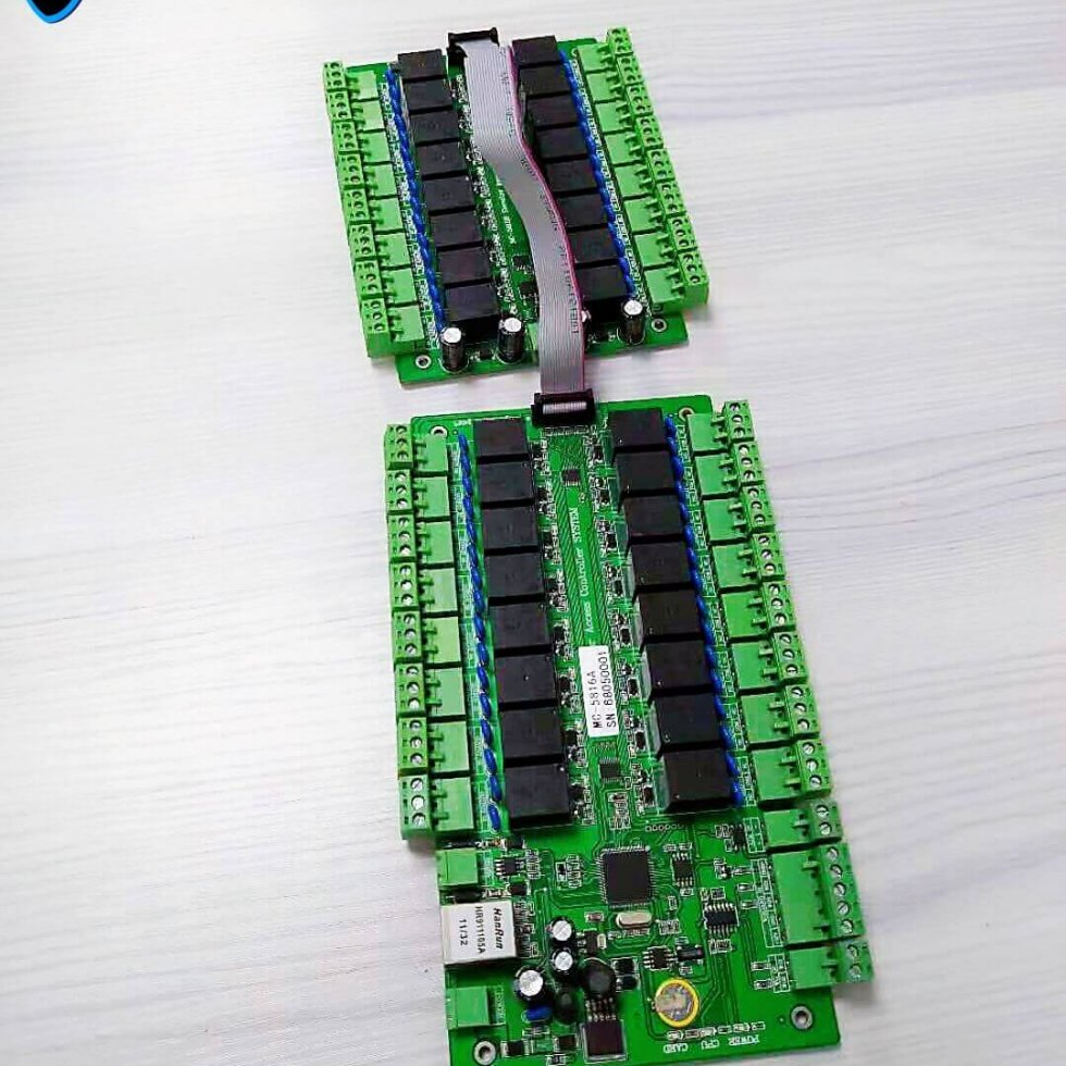 SA F16 16 Floors Elevator Controllerextended board 1 980x980 - Elevator control panel for 16-floors SA-EB16