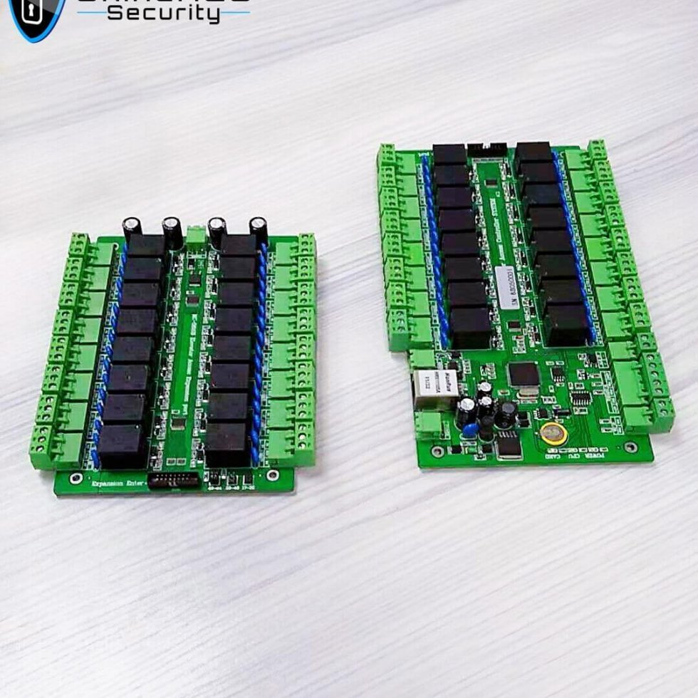SA F16 16 Floors Elevator Controllerextended board 2 980x980 - Elevator control panel for 16-floors SA-EB16