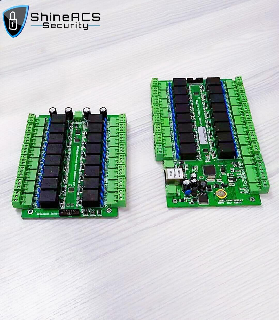 SA F16 16 Floors Elevator Controllerextended board 2 - ShineACS Access Control Products