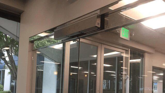 Giriş kapıları için Maglock kurulumu 640x360 - Geçiş Kontrol Sistemi Bilgisi