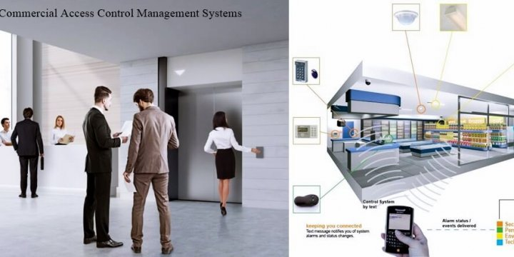 Commercial Access Control Management Systems 720x360 - Access Control System Knowledge