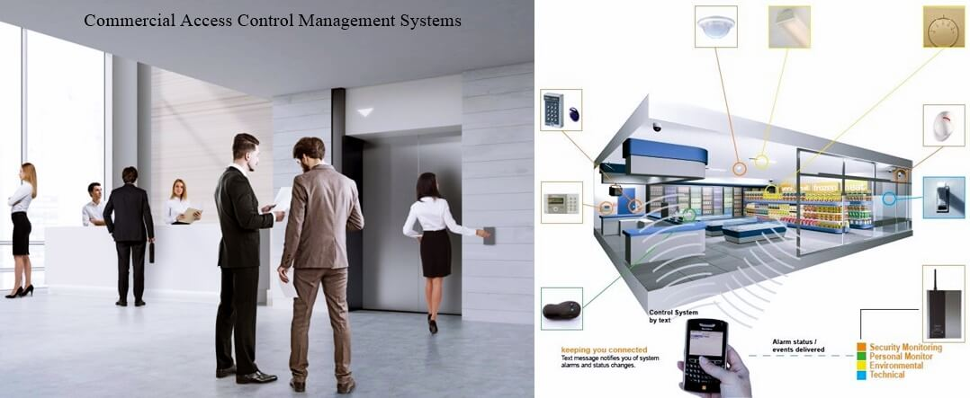 Commercial Access Control Management Systems - What Need to Consider with Commercial Access Control Management Systems